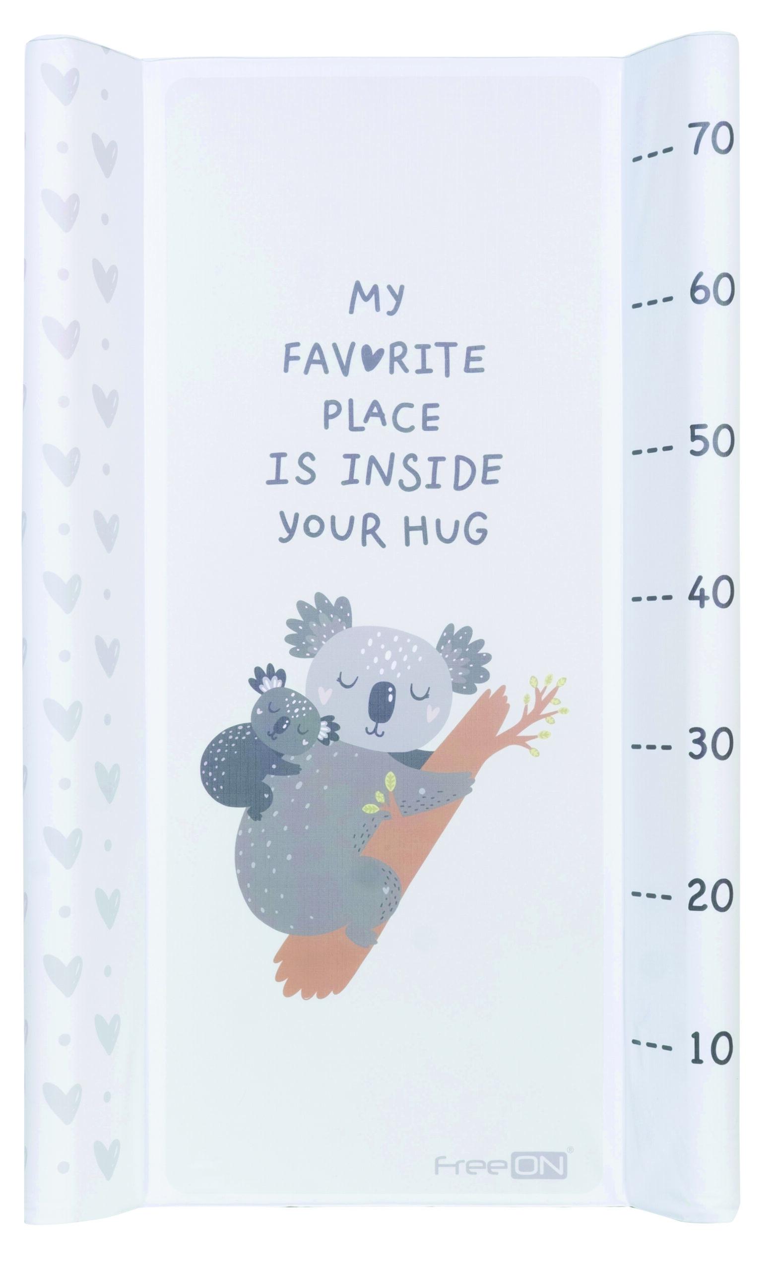 Image of: Changing Mat Hard Love Koala
